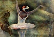 ➟ Dance (Ballet) ~ A r t / by קคยl Ŧгคภςเร