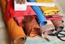 Leather work  tools . Инструменты для работы с кожей . / My tools for leathercraft . Инструменты для работы  с натуральной кожи  и изготовления  различных изделий .