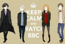 SHER(LOCKED) / ~ keep calm and watch BBC ~