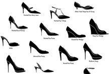 Cool footwear! / Know your shoes! I sure as hell don't!