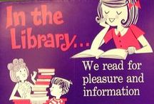 All Things Books & Libraries