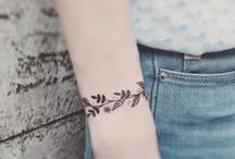 Pretty tattoos and ideas / Tattoos I think are pretty and would get!