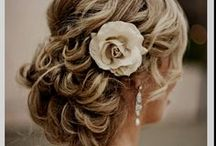Hair Ideas / In need for a hairstyle for your special event? We have the most gorgeous hairstyles here that are perfect for any lovely lady! Curls, up-dos, and half-ups are great ways to make you picture perfect!