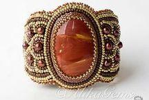 Beads-Gyöngyök / by Kriszta Povázsay