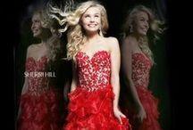 Sherri Hill 2014 Prom Dresses!