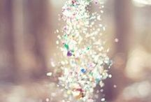 Glitter/Sparkles / by Leanne
