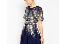 Sundowner Style / The stuff between casual and evening wear. For a girls night out or a little more dressed up