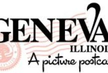 Picture Postcard Geneva / Come to Geneva, Illinois. You won't be disappointed. Geneva's forest preserves and parks, historic buildings, nightlife and hometown events are the perfect backdrop for creating memories -- your own picture postcards. Plan a romantic weekend, explore over 25 miles of meandering bike trails, go shopping with old friends or bring the entire family to one of Geneva's famous festivals. Start planning now. We'll be waiting.