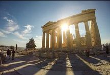 Destination Greece / Everything about Greece