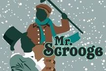 Mr. Scrooge Nov 27-Dec 20 / November 27 - December 20 Thursdays and Fridays at 7:30pm Saturdays at 1pm, 3pm and 5pm Sundays at 1pm and 3pm  Set in 1871, this is the magical story of one Christmas Eve which changes the life of the old curmudgeon, Ebenezer Scrooge. Scrooge spent his entire life saving every penny he could and only looked after himself. In receiving a mysterious warning to change his ways from his old business partner Marley and visits from 3 mysterious spirits, Scrooge learns the true meaning of Christmas.