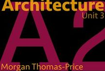 A2 Architecture 2015-2016 Contextual Study / my work from A2 Architecture 2015-2016 Contextual Study