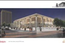 Central Library Renewed / Tulsa Central Library renovation process and designs.