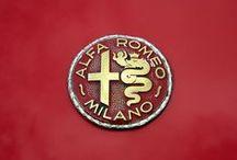 Alfa Romeo / Le amate Alfa di un tempo