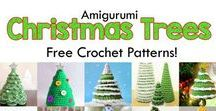 Christmas Crochet Christmas Trees