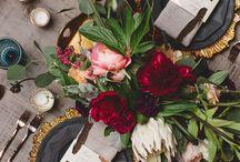 Florals / Wedding florals