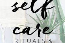 Self Care For Mums / Self care tips and products for mums.