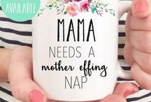 Mama Merch / Apparel, accessories and homewares for mums.