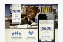 web design / by Pixel Bender Creative