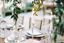 Свадебное оформление / Свадебный декор - от потрясающих столов до маленьких деталей. То что сделает вашу свадьбу особенной. Wedding Decor - From stunning tables to tiny details. These are the touches that turn a wedding design into fabulous.