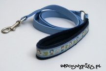 Handmade dog Leash collection