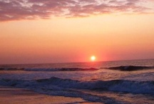 My upcoming Vacation, 2013 TopSail Island NC. / by Bridget Vernon