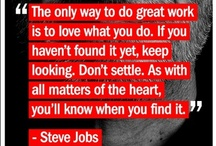 Stay Motivated! Get Inspired! / by 6FigureJobs.com