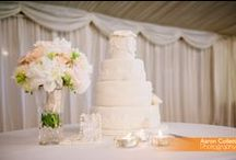 Wedding Cakes and Desserts / Delicious delights from Crockwell weddings