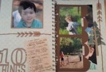 Scrapbooking / Scrapbooking and close to my heart products