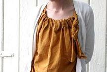 Refashion ideas (clothes)