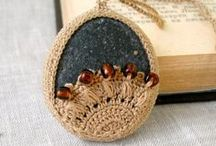 Szydełkowa bizuteria/Crochet  jewellery