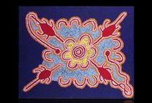 ABORIGINAL ART ON EXPERTISSIM / Discover our aboriginal & contemporary selection on Expertissim.com #contemporain #aborigene