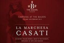 2014/2015 Festivities / Celebrate the festivities at THE BAUERs in Venice at the De Pisis Gourmet Restaurant