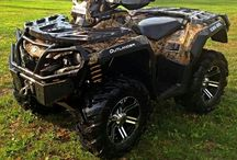 Four-wheel buggy & ATV