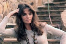 Jacqueline Bisset / one of my favorite actresses in my youth