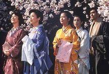 細雪(SASAMEYUKI)(known as 'The Makioka Sisters' in English) / my most favorite movie up to date