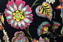 Inspiration: appliqué and embroidery