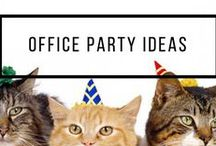 Office Party Ideas! / Rallying the office party around fundraising National Cupcake Day is an easy way to get support and have a great time! Snapchat - cucpakeday2017   Snapchat - cupcakeday2017