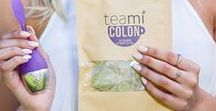teamiblends: Colon Cleanse / Teami Colon Cleanse Tea is used to purify the body from the inside out, cleansing the organs while simultaneously clearing the digestive tract