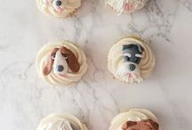 Animal Cupcakes / #CupcakeDayCA is approaching! Here are our favourite and most inspiring Animal Themed recipes to make your party a complete success. Register for free, and fight cruelty with cupcakes! http://www.nationalcupcakeday.ca