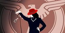 Current Obsession: Agent Carter / I know my value. Anyone else's opinion doesn't really matter.