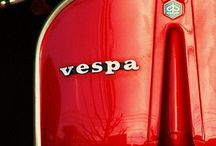 Vespa / Life is better with Vespa