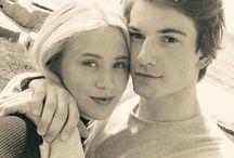 Noora and William / Skam