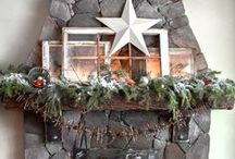 Decor: CHRISTMAS / Have yourself a merry little rustic upcycled  Christmas! / by Donna - Funky Junk Interiors