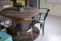 Decor: KITCHEN crazy / by Donna - Funky Junk Interiors