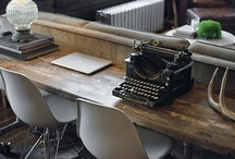 Decor: OFFICE / by Donna - Funky Junk Interiors