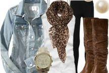 Clothes / by Jennifer Garrison