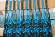 Weaving / by Andrea Mielke Schroer