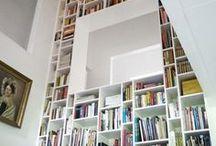 Bookshelves / by Andrea Mielke Schroer
