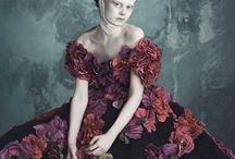 Artistic Attire - Haute Couture / Fashion either from Haute Couture or unusual artistic pieces. / by Leslie Nicole