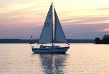 Our Good Ole' Sailboats / by Jacqui Barrett-Poindexter